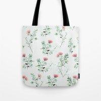springtime pink Tote Bag