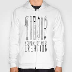 weapons of mass creation Hoody