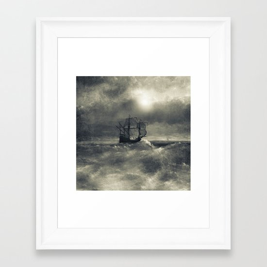 Chapter III Framed Art Print