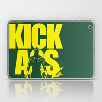 KICK ASS Laptop & iPad Skin