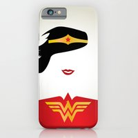 Wonder Girl iPhone 6 Slim Case