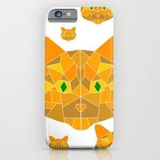 Geometric Cat iPhone 6 Slim Case