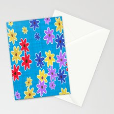 Floral Pattern New Stationery Cards