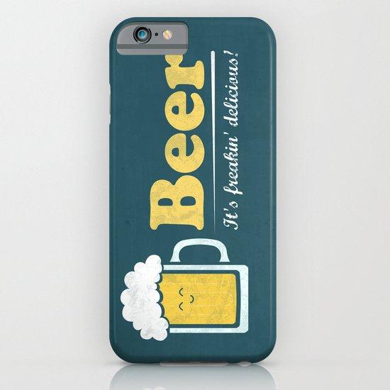 Obvious Slogan #3 iPhone & iPod Case