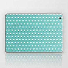 Spring Tulips - Blue Laptop & iPad Skin