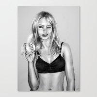 + UN-THINKABLE (I'M READ… Canvas Print