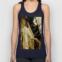 the creature Unisex Tank Top