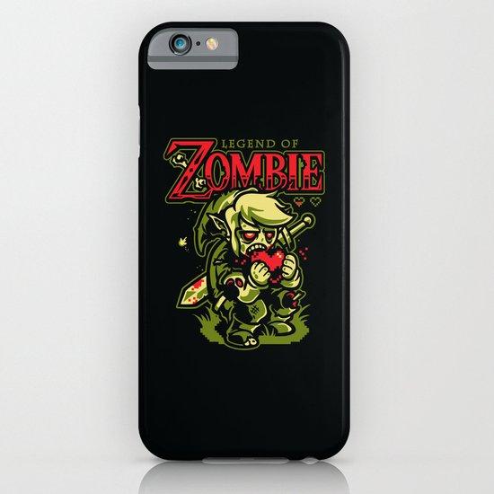 Legend of Zombie iPhone & iPod Case