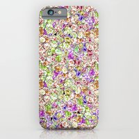 Roses Pattern iPhone 6 Slim Case