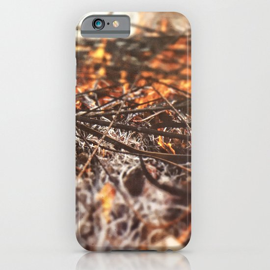 Burn iPhone & iPod Case