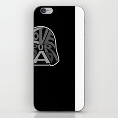 Love Your Father! iPhone & iPod Skin