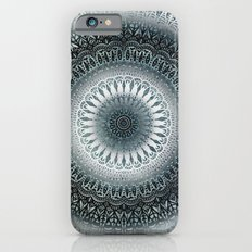 WINTER LEAVES MANDALA iPhone 6 Slim Case