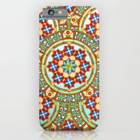 iPhone & iPod Case featuring Westminster Mandala Allover II by Patricia Shea Designs