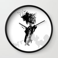LADY BIRD Wall Clock