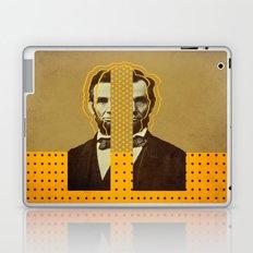 AbracadAbraham - Lincoln Laptop & iPad Skin