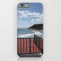 iPhone & iPod Case featuring summertime  by Marga Parés
