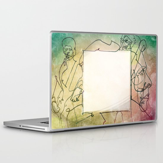 """The Next Day"" by Pantheonicon Laptop & iPad Skin"