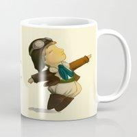 Amelia Earhart  Mug