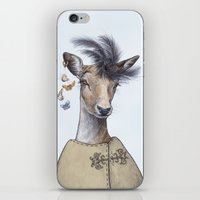 Fashion deer iPhone & iPod Skin