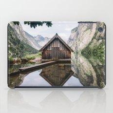 Famous cabin  iPad Case