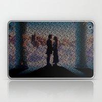 TYPOGRAPHIC PRINCESS BRI… Laptop & iPad Skin