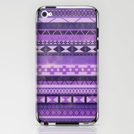 Native Spirit (Purple) iPhone & iPod Skin