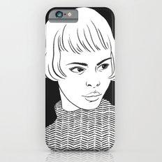 Chic Lady Slim Case iPhone 6s