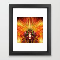 CORONATION Framed Art Print