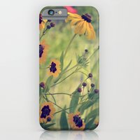 Golden Garden iPhone 6 Slim Case