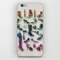 Female Trouble iPhone & iPod Skin