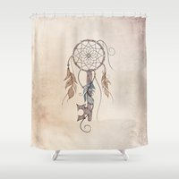 Key To Dreams  Shower Curtain