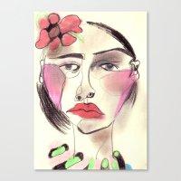 Study #31 Canvas Print