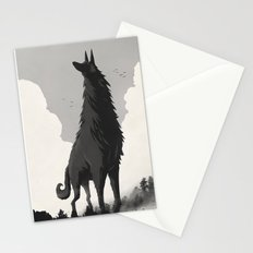 Walking Tall Stationery Cards