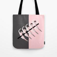 pink kebab Tote Bag