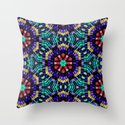 French Pattern Throw Pillow