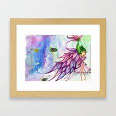 Dream ! Josephine Framed Art Print