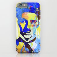 iPhone & iPod Case featuring charlie chaplin 04 by manish mansinh
