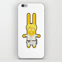 Sr. Trolo / luke skywalker iPhone & iPod Skin