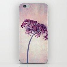 lilac iPhone & iPod Skin