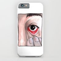 iPhone & iPod Case featuring The Rust Coloured Soil: Subjects by Zombie Rust