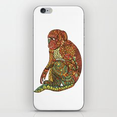 The Monkey iPhone & iPod Skin