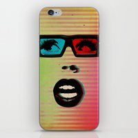 Color Chaos Collection -… iPhone & iPod Skin
