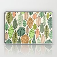 Leaf Fall Laptop & iPad Skin
