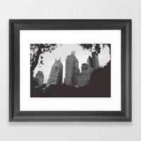 E S S E X {II} Framed Art Print