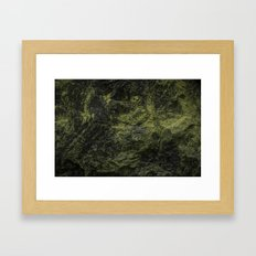 Stone Framed Art Print