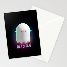 Spooky Ghost Stationery Cards