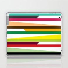 Irregular stripes #2 Laptop & iPad Skin