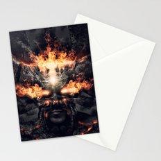 Diablo Stationery Cards