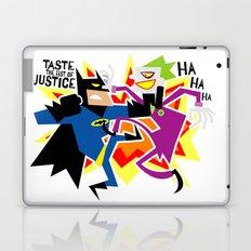 The Eternal Struggle! Laptop & iPad Skin