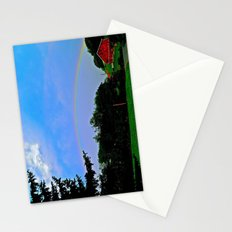 Some Farm Under the Rainbow Stationery Cards